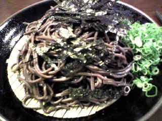 音威子府蕎麦