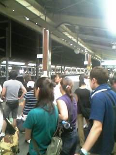 掛川駅が…